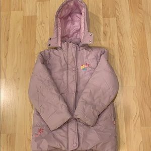 Kids Disney puff jacket